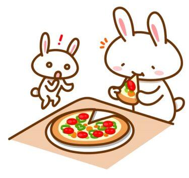 【口コミ】らくらくピザ焼きでピザを焼いたレビュー(コスパ最強)